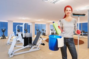 fitness center cleaning foreman pro cleaning
