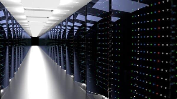server room spotless