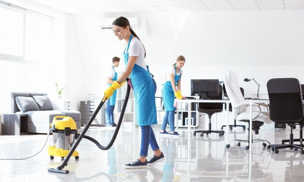 How To Choose a Commercial Cleaning Service