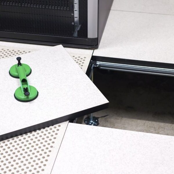 Care and Maintenance of Raised Access Floors